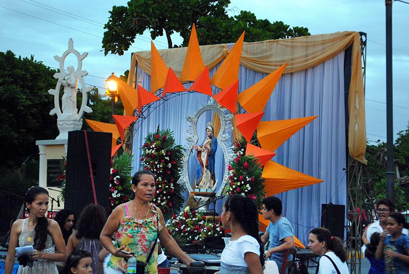 Festival of the Immaculate Conception, Granada