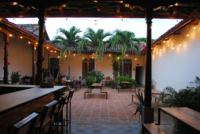 Pan De Vida, Granada, Nicaragua
