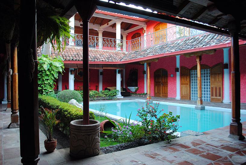 Hotel Casa Consulado, Granada