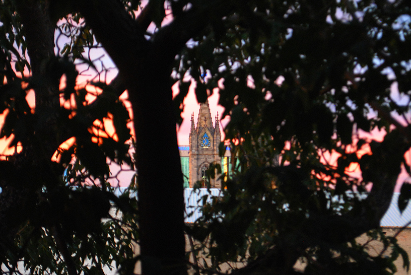 Templo Expiatorio del Santísimo Sacramento, Guadalajara Jalisco