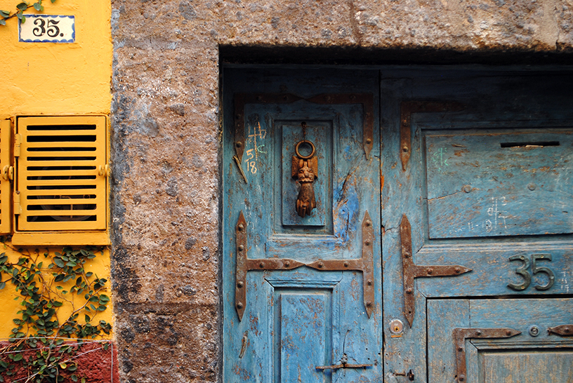 Door, San Miguel de Allende