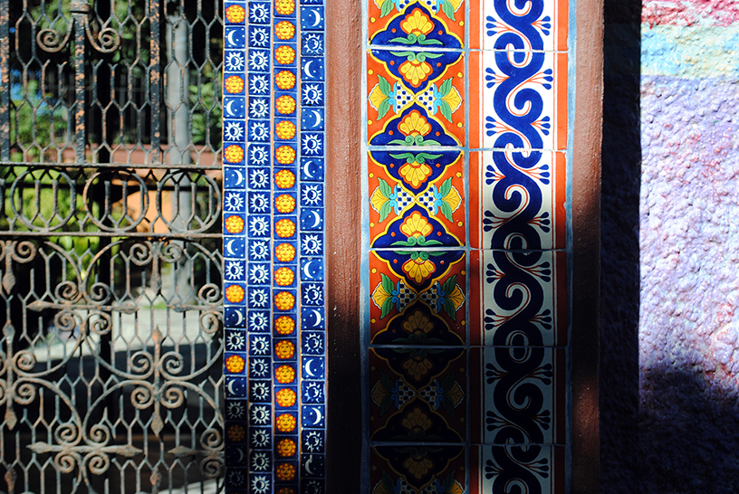 Textures of Mexico