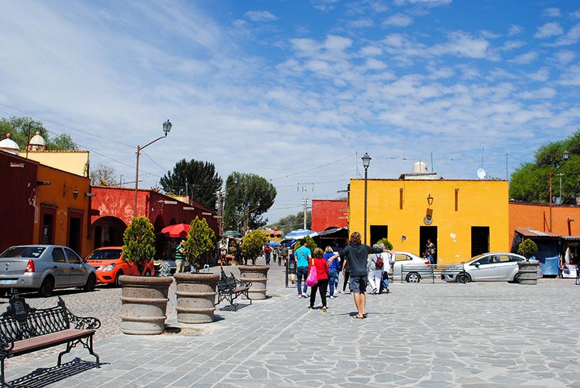 Atotonilco Mexico
