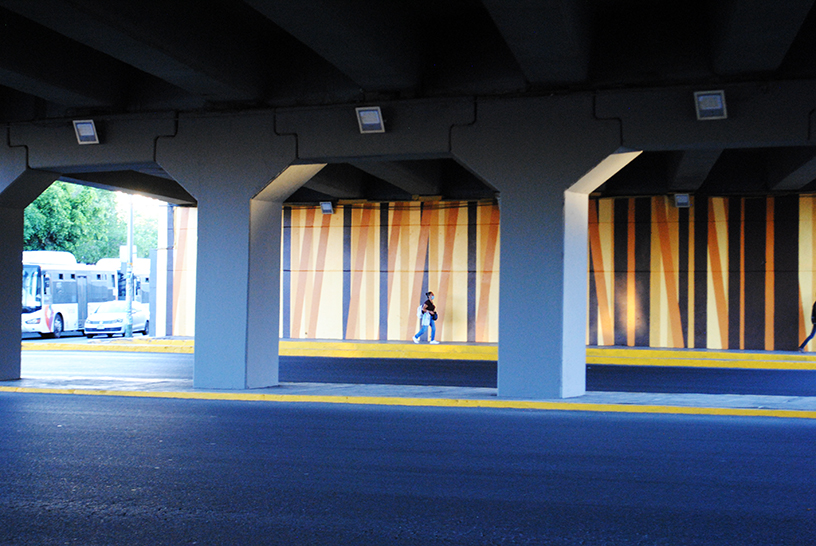 Querétaro Mexico Overpass
