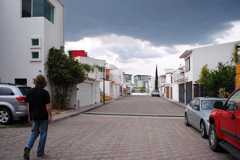 Querétaro neighbourhood