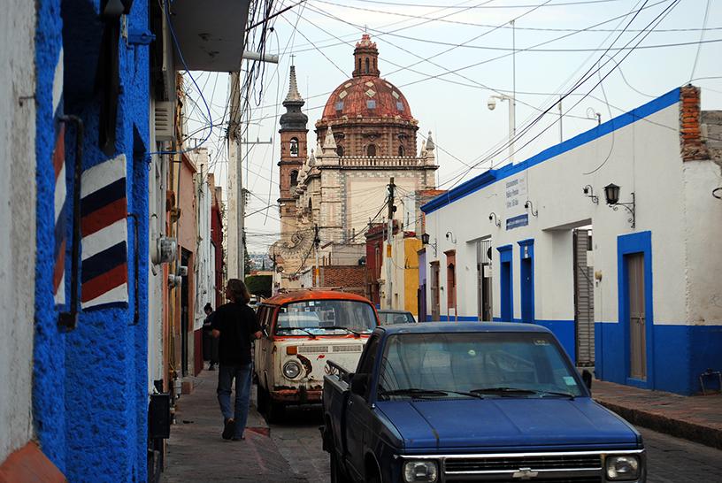 Querétaro streets