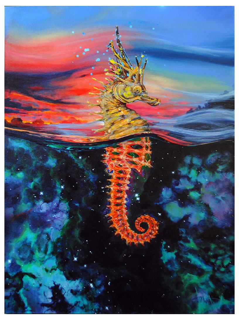 Emergence I - Seahorse
