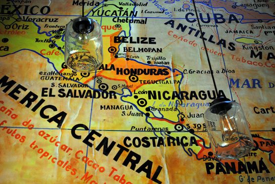nicaragua costa rica border